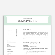Resume Template Google Docs Custom 28 Best Google Docs Resume Templates Google Drive Examples