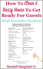 Office Cleaning Sample Housekeeping Checklist Format Download – Trufflr