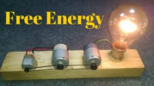 how to make a free free energy recycling 3 motors make a free electricity generator