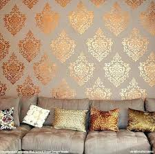 wall design stencil post stencils bedroom