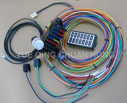 14 circuit wiring harness download wiring diagrams \u2022 8 Circuit Wiring Harness 14 circuit universal wire harness kits muscle car hot rod street rod rh aliexpress com 12