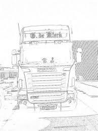 Daftar Harga 75 Beste Vrachtwagen Scania Kleurplaat Top Beste
