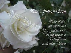Silberhochzeit Karte Sprüche Silberhochzeit Glückwünsche Kurz Blumen