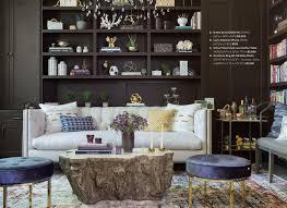 high fashion home catalog fall 2017 chloe fossilized clam lava coffee table