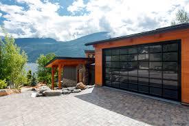 steel sliding garage doors. Very Large Side Sliding Garage Doors With Mirrored And Black Steel Framee Home Design Frame 2i B