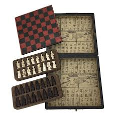 Vintage Wooden Board Games New Arrived Antique Chess Table Games Board Game Wooden Box 96