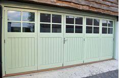 bi fold garage doorsBespoke Gates  Garage Doors  Bi fold garage doors Made to