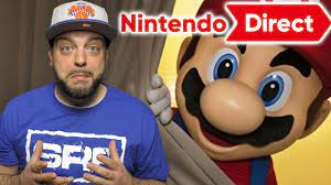 About That NEW September Nintendo Direct 'Leak'..... - YouTube