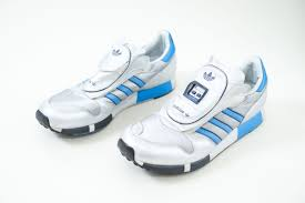 Track And Field Conversion Chart Vintage Adidas Micro Pacer Micro Pacer Running Track And Field Futuristic Silver Blue Size Us 9 Shoes Sneakers