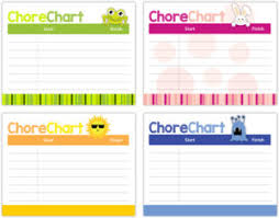 Interactive Chore Chart Interactive Chore Charts That Measures Your Kids Success