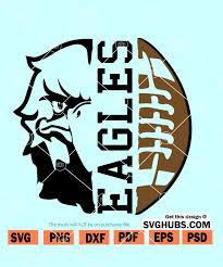 Are you searching for eagle logo png images or vector? Philadelphia Eagles Svg Eagles Football Svg Football Svg Sports Svg Mascot Svg Svg Hubs