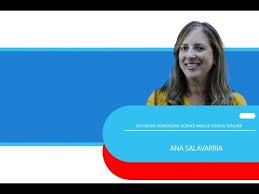 Ana Salavarria - YouTube