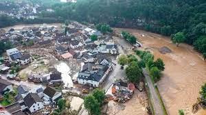 Batı Avrupa'da sel felaketi: Almanya'da 133; Belçika'da en az 20 can kaybı
