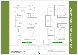 vastu north east facing house plan bedroom house plans for plot per modern building as north