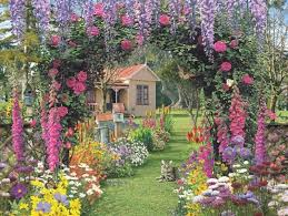 Small Picture 5 inspiring ways to create a cottage style garden town country
