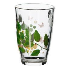 <b>стакан PASABAHCE Butterflies</b> 360мл стекло - Чижик