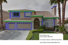 dunn edwards exterior paint colorsGVV Paint Scheme  Assured Real Estate