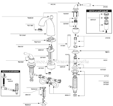 Glacier Bay Faucet Repair Manual  Knob Shower Parts Diagram Valve - Kitchen faucet repair