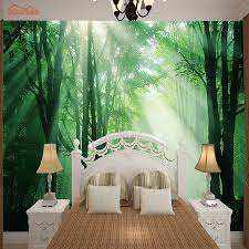 Tree Design Wallpaper Living Room Online Get Cheap Tree House 3d Wallpaper Aliexpresscom Alibaba