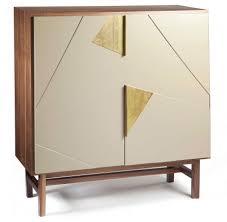 contemporary bar furniture. Contemporary Bar Cabinet / Brass MDF Furniture R