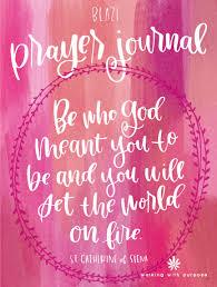 walking journal blaze prayer journal walking with purpose