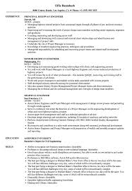Civil Engineer Resume Sample Highway Engineer Resume Samples Velvet Jobs 17