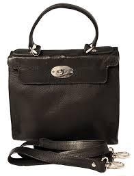 <b>Genuine</b> Leather <b>Small Handbag</b> Shoulder <b>Purse Bag</b>