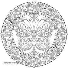 Stress Relief Coloring Elegant Mandalas Coloring Pages New Mandala