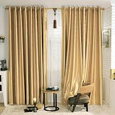 gold curtains living room. rod pocket grommet top tab double pleated two panels curtain neoclassical , solid bedroom 100% polyester material curtains gold living room