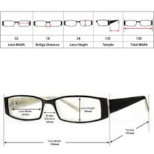 Eyeglass Frame Size Chart Iso A Series Paper Size Chart We Recommend A Longer Frame