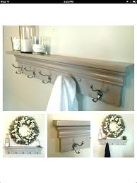 bath towel hook. Bathroom Hooks For Towels Decorative Bath Towel  Wall Mounted Aluminum Finish Bath Towel Hook