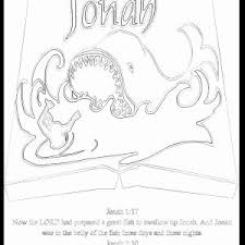 New Free Printable Jonah And The Whale Coloring Pages Thelmexcom