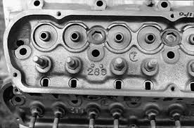 ford small block cylinder heads valves and valvetrain ford 289 hipo cylinder head