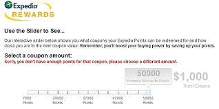 Expedia Rewards Part 3