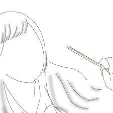 Sanaurt 咲 夏 ポッキー持ってるフリーアイコン