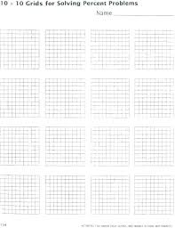 Graphing Worksheets High School Graph Paper Worksheets Math