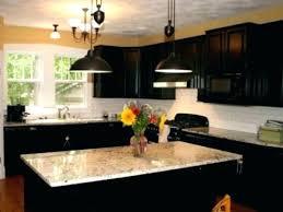 backsplash tile ideas with dark cabinets image of black and white kitchen design tiles for dark cabinets subway tile ideas with