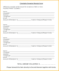 Fundraiser Form Templates Fundraising Donation Pledge Form Template Annual Appeals