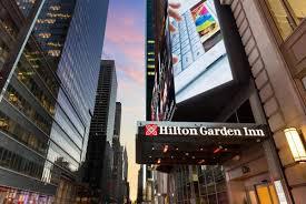 hilton garden inn new york times square central
