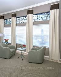 best 25 custom window treatments ideas