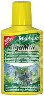 Купить <b>Средство для аквариума</b> Tetra AlguMin <b>Борьба</b> с ...