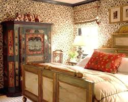 moroccan style wallpaper style bedding bedroom with cupboard doors and wallpaper patterns also unique head board plus comfy bed with style bedding purple