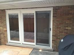 window to door conversion by sahara window and doors