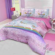 dpw unicorn horse comforter bedspread