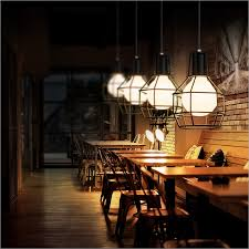 creative home lighting. retro loft 5 cages chandeliernordic creative home decorationcafes bar themed restaurant decorated lamp lighting free shippingin pendant lights from l