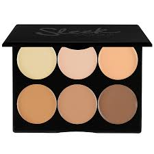 sleek makeup cream contour kit light0 42 oz