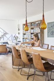 photo 7 of 14 in such great heights light hardwood floors and dining room design