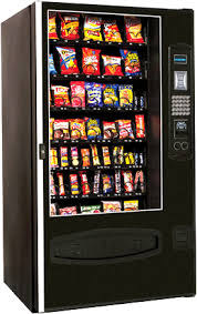 "Healthiest Vending Machine Snack Impressive Healthiest"" Vending Machine Snacks Vending Products Pinterest"