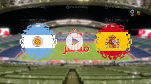 مشاهدة مباراة اسبانيا والارجنتين في بث مباشر يلا شوت اولمبياد طوكيو 2020 -  ميركاتو داي
