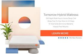 Sleep Best Tomorrow Comparison Dimensions Guide Hybrid Complete Trial 365 California Size King Night Mattress Vs